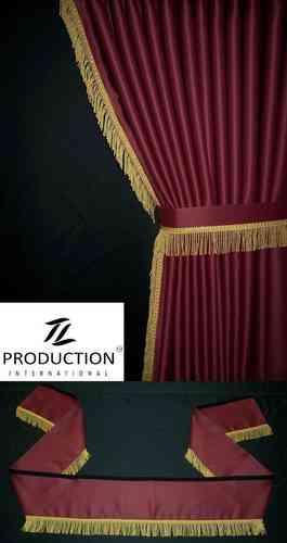 lkw gardinen f r man als blickdichte vorh nge tl production. Black Bedroom Furniture Sets. Home Design Ideas