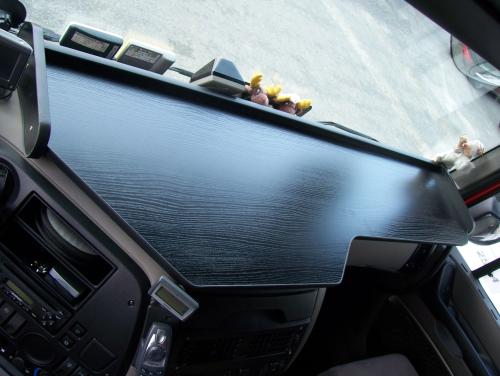 Lkw Tische für DAF Trucks von TL Production