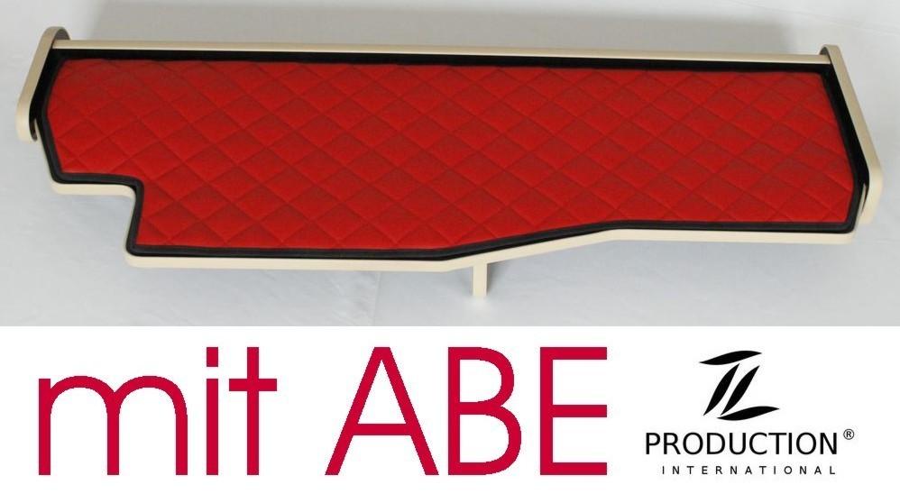 lkw ablagetisch passend man tgs mit kunstleder als lkw zubeh r. Black Bedroom Furniture Sets. Home Design Ideas
